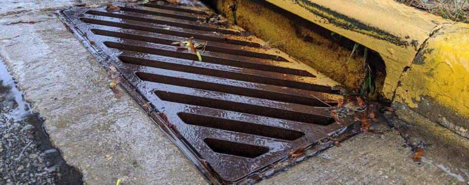 storm drain 1